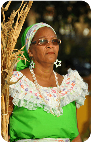 Bonaire's traditional Simadan.