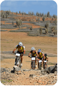 Bonaire's Annual Mountain Bike Event