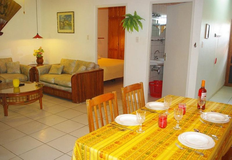 Happy Holiday Homes provides clean and comfortable accommodations.