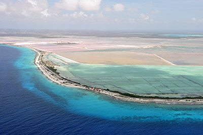 Fantastic Video of Bonaire Above the Water Line
