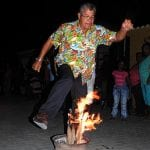 Fire-Jumping on the Feast Days of San Wan and San Pedro
