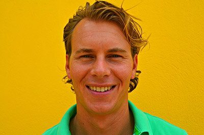 Bonaire National Marine Park Has a New Manager, Welcome, Wijnand de Wolf