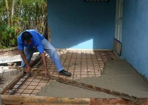 caribinn_porch_pouring_concrete