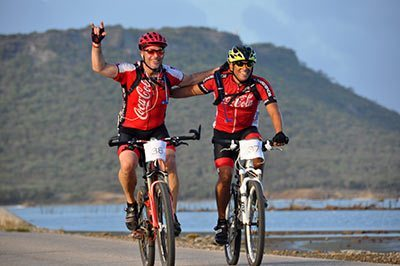 Bonaire's 7th Annual Duo Xtreme Mountain Bike Race is October 23, 2016