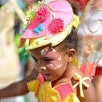 The Children's Carnival (Karnaval) Was a Glitzy Pageant of Color and Energy