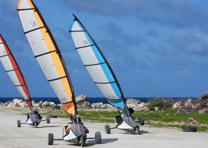 Harness the wind, and get your (Blokart) grin on!