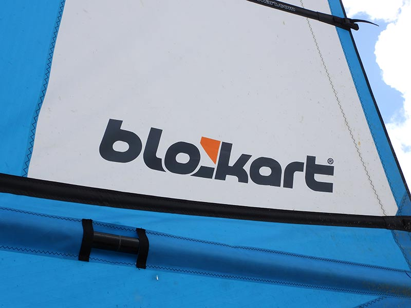 Blokart--the leading technology in landsailing.