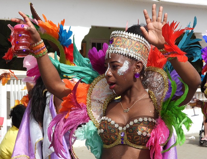 Grand Carnival Parade 2019 Delights Spectators