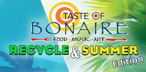 Taste of Bonaire Recycle Edition 2019
