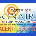 Taste of Bonaire Talent Edition is Saturday, July 1st, 2017