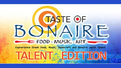 July 2017 edition of Taste of Bonaire features the island's local youth talents.