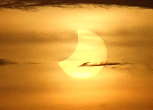 Upcoming Solar Eclipse will be Partially Visible from Bonaire