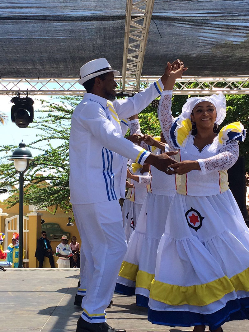 Visitors can enjoy many folkloric dance events.