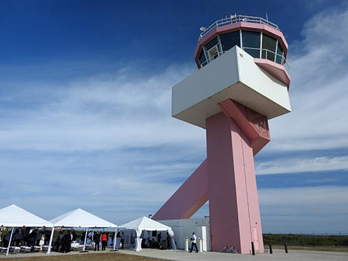 Flamingo Tower Opens a New Chapter in Bonaire Aviation