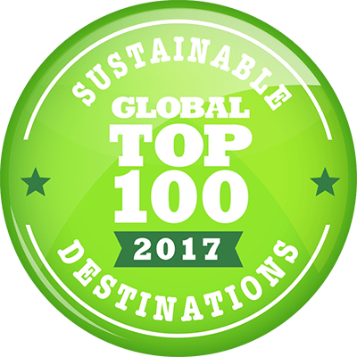 Bonaire Named Once Again in Top 100 Sustainable Destinations 2017