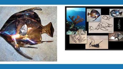 New undersea artwork coming for Bonaire's Hato traffic rotary.