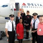 Delta and Bonaire Celebrate Ten Years of Flights from Atlanta to Bonaire