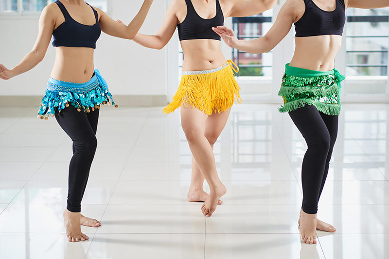 Learn to Belly Dance, the Fun Way to Get Fit on Bonaire