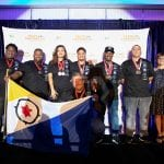 The 2018 Bonaire Culinary Team Comes Home with the Silver from Taste of the Caribbean