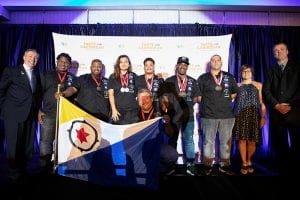 The 2018 Bonaire Culinary Team brings home the Silver Medal!