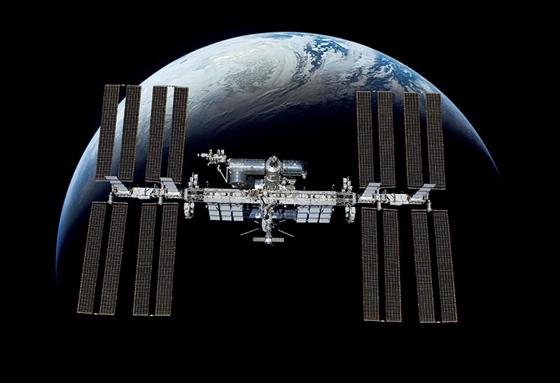 International Space Station Visible in Bonaire's Sky Tonight