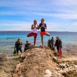 Healthy Bodies and Healthy Oceans--A PADI Women's Dive Day Event