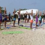 PADI Women Dive Day Event on Bonaire--Healthy Bodies; Healthy Oceans