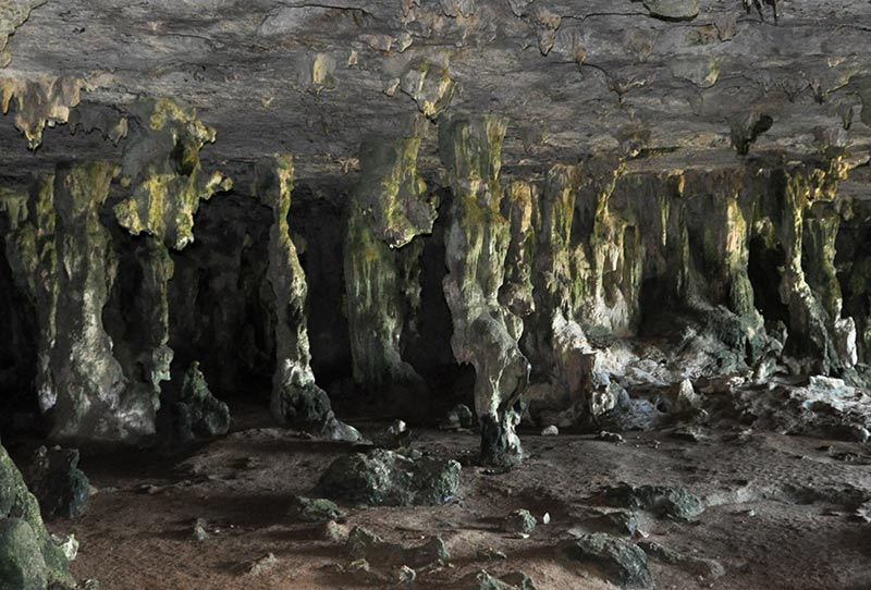 The Bonaire Caves and Karst Nature Reserve to Provide Nature Protection for Cave Habitats