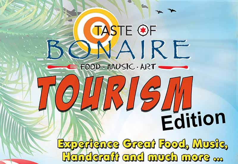 Bonaire's popular Taste of Bonaire will be held once again on September 29, 2018.
