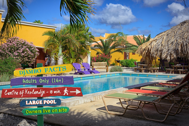 Quick Facts about Djambo Bonaire.