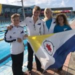Bonaire Aquatics Club Barracudas Excels in Aruban Competition