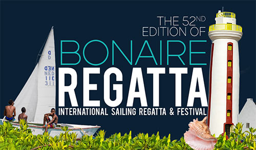 52nd Edition of the Bonaire Sailing Regatta.