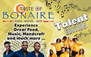 Taste of Bonaire Talent Edition, July, 2019