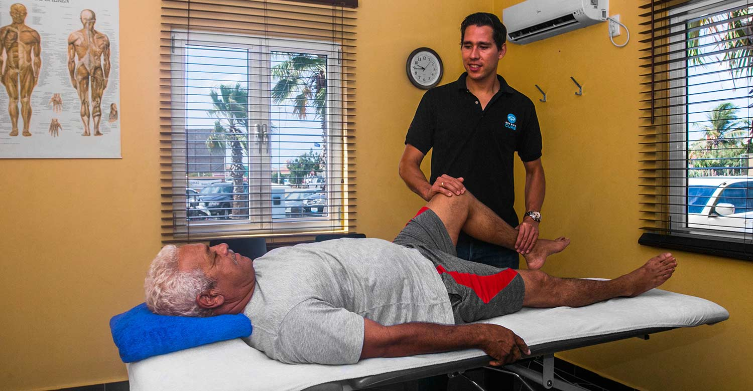 A full line of physical therapy is offered at Bon Bida Cure.