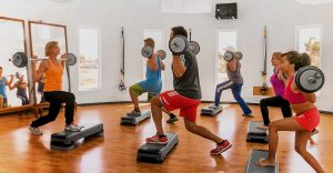 Group classes offer several types of training at Bon Bida Body.