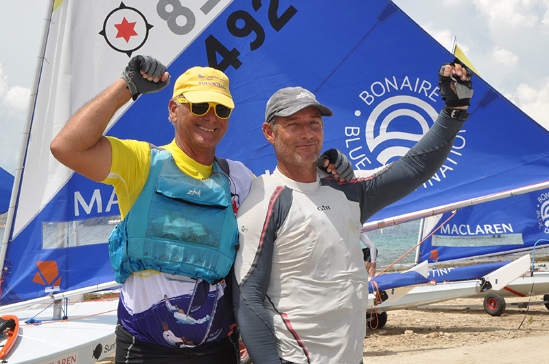Sunfish Worlds Youth and Masters Come to a Close