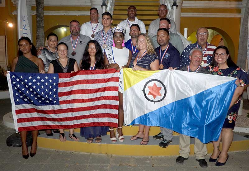 Wounded Warriors are Honored on Bonaire | InfoBonaire