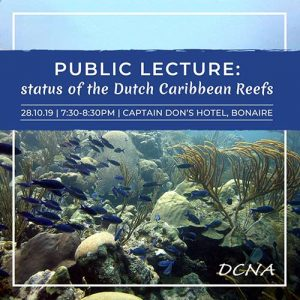 Learn more about the status of Bonaire's reefs at this public lecture.