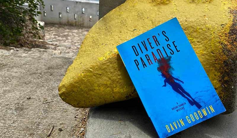 Diver's Paradise, the novel, set on the island of Bonaire.