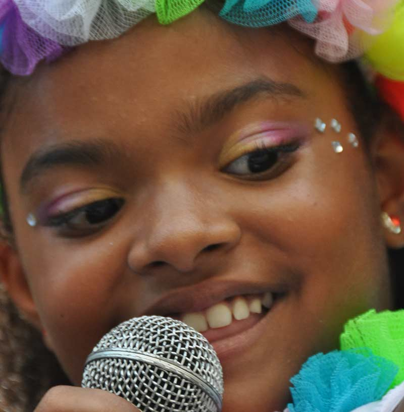 Bonaire has a Tumba Festival just for the youth.