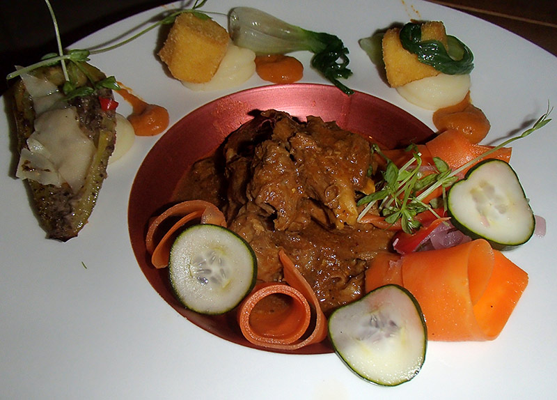Indonesian Goat Stew