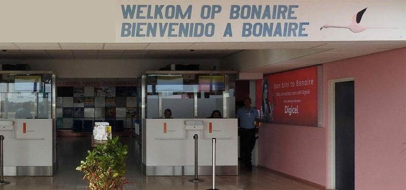 Entry and Exit Regulations for Bonaire, Latest Updates
